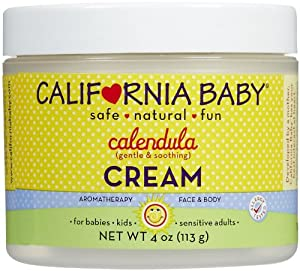 California Baby Calendula Cream (4oz)