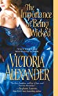 The Importance of Being Wicked (Millworth Manor)
