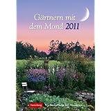 """G�rtnern mit dem Mond 2011: Harenberg Wochenkalender mit Mondtippsvon """"Harenberg"""""""