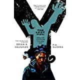 Y The Last Man Deluxe Edition Book Oneby Brian K. Vaughan