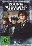 DVD Cover 'Young Sherlock Holmes - Das Geheimnis des verborgenen Tempels