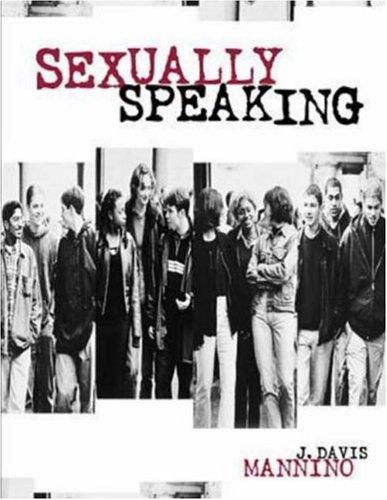 Sexually Speaking, Mannino, J. Davis