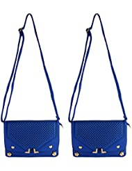 MYRNA Sling Bag Set Of 2 By JDK NOVELTY (BGS3879)