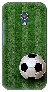 Kasemantra Kick Of Goal Case For Motorola Moto G2