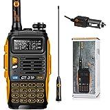「baofeng社製」 Pofung GT-3TP Mark-III 1/4/8W アマチュア無線 ハンディ機 トランシーバー UHF 136-174/400-520MHz 16チャンネル