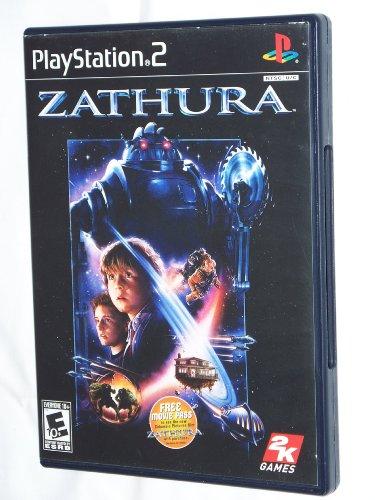 Sony Playstation 2 - 2k Games Zathura