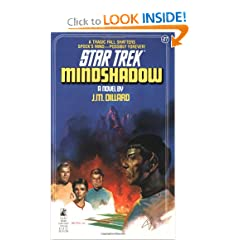 Mindshadow (Star Trek, No 27) by J.M. Dillard