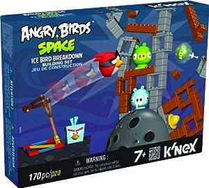 Angry Birds - Set construcción Ice Bird Breakdown, 170 piezas (Fábrica de Juguetes 41005)