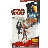 Star Wars Clone Wars Rocket Battle Droid New Packaging Figure