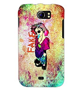PrintDhaba Random Image D-3523 Back Case Cover for MICROMAX A110Q CANVAS 2 PLUS (Multi-Coloured)
