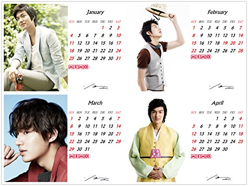 Kalender 2015 Lee Min Ho Amazon.com: Lee Min ho 2015 Calendar