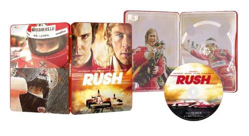ラッシュ/プライドと友情 Blu-ray スチールケース仕様(4000個 初回限定生産)