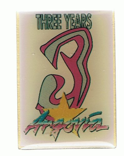 Drei Jahre Radio Argovia - Three Years Radio Argovia - Pin