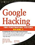 img - for Google Hacking for Penetration Testers book / textbook / text book