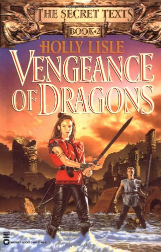 Vengeance of Dragons (The Secret Texts, #2)