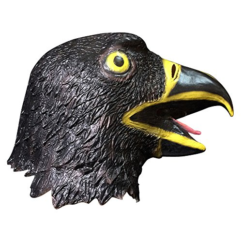 Full Head Latex Eagle Mask for Mask Festival,Costume halloween,Cosplay
