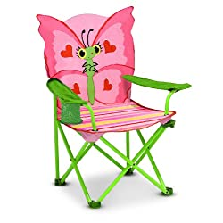 [Best price] Kids&#039 - Melissa & Doug Sunny Patch Bella Butterfly Chair - toys-games