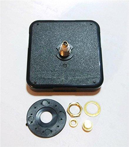 High Torque Quartz Clock Motor (For Long Hands), Short Shaft- Ultra Quiet (Clock Motor High Torque compare prices)