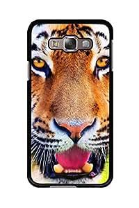 Caseque Sullen Tiger Back Shell Case Cover For Samsung Galaxy E7