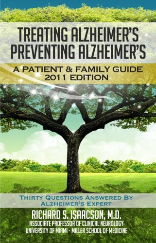 Treating Alzheimer's Preventing Alzheimer's