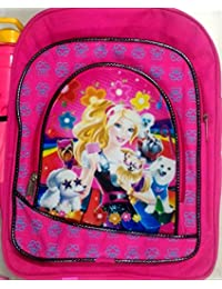 Gubbarey School Bags : Barbie : Get 1 Exam Writing Pad Free With Every Purchase (16 INCH) : Purchase 2 Quantity...