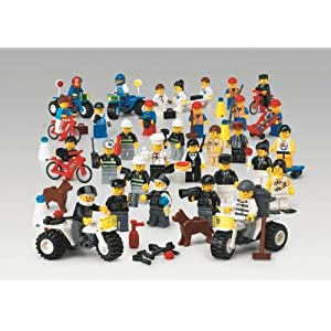 Lego Community Workers Set