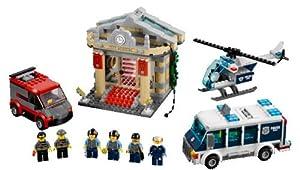 LEGO City 60008: Museum Break-In