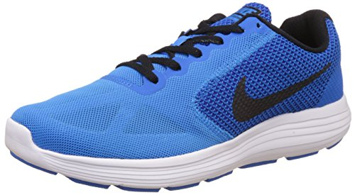 Nike Revolution 3 - Zapatillas de running para hombre, Azul...