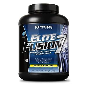 Dymatize Elite Fusion-7 Banana Smoothie 5.15lb Protein
