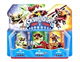 Cheapest Skylanders Trap Team Triple Pack  Funny Bone Sure Shot Shroombroom & Chopper on PlayStation 3