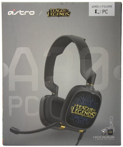 Astro Gaming A30 League Of Legends Pc Headset - Pc/Mac
