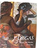 Degas: Pastels, Oil Sketches, Drawings (0500091684) by Adriani, Gotz