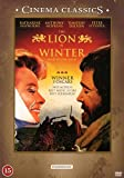 The Lion In Winter -DVD - from 1968 by Anthony Harvey with Peter O'Toole and Katharine Hepburn .