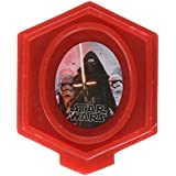 Wilton 2811-5080 Star Wars Birthday Candle Red