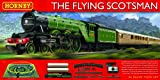 Hornby R1152 Flying Scotsman 00 Gauge Electric Train Set