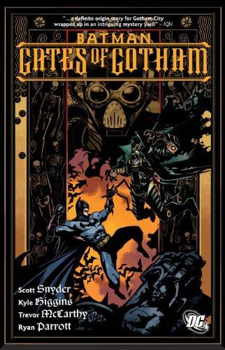 Batman Gates Of Gotham from DC Comics