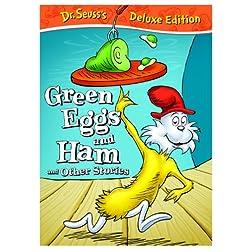 Dr Seuss's Green Eggs & Ham & Other Stories