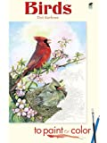 Birds to Paint or Color