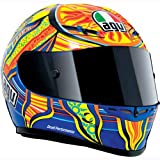 AGV GP-TECH ROSSI 5-CONTINENTS X-LARGE/XL HELMET