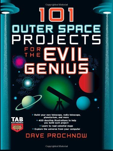 Mcgraw hill tab electronics 101 outer space projects for for Outer space project