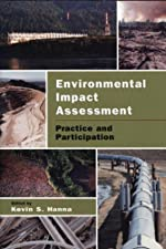 Environmental Impact Assessment Practice and Participation by Kevin Hanna