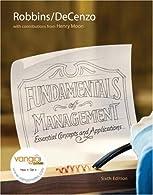 fundamentals of management : global ,  7