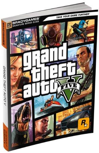Grand Theft Auto V - Das offizielle Lösungsbuch