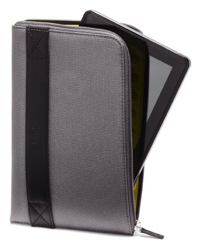 Amazon Kindle Fire HDX 7 Zip Sleeve, Graphite (fits the all new Kindle Fire HD and HDX 7 )