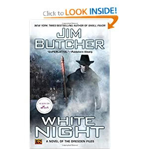 White Night (The Dresden Files, Book 9) by Jim Butcher