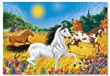 Melissa & Doug Horses in the Meadow 100 ...