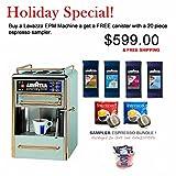 Lavazza Espresso Point Machine with FREE Espresso Coffee Samples