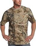 Carhartt Men's WorkCamo AP Short-Sleeve T-Shirt, Camo A/P, X-Large Regular
