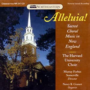 New England Choral Music