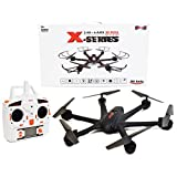MJX X600 X-SERIES 2.4GHz 4 Channel 6 Axis RC Remote Control Hexacopter UFO Drone With Headless Mode